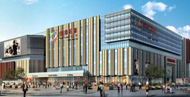 青島繽紛五洲商業廣場隔油項目