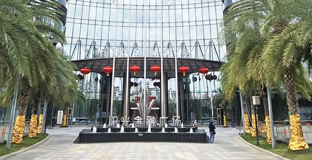 三亚阳光金融广场隔油改造项目
