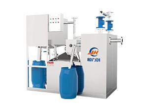 液壓式油水分離裝置