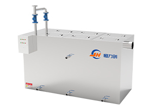 提升式油水分離裝置