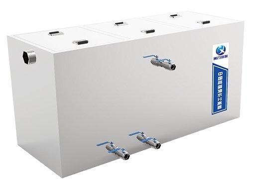 无动力油水分离装置