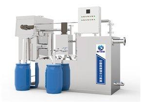 液压式油水分离装置
