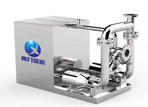 无堵塞式污水提升一体化设备